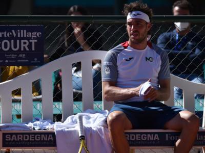 ATP Parigi-Bercy 2020, i match della giornata: Cecchinato con Gombos, Caruso con Moutet. Travaglia pesca De Minaur, bel programma sul Centrale