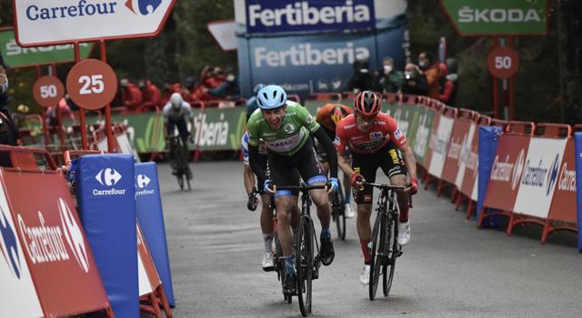 """LIVE Vuelta a Espana 2020 in DIRETTA: i rimpianti di Carapaz. """"Ci ho provato in tutti i modi"""""""