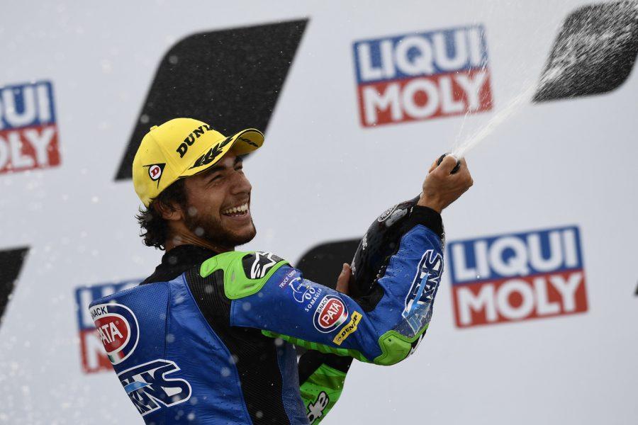 MotoGP |  Enea Bastianini fa il suo debutto nella classe regina da campione del mondo della Moto2