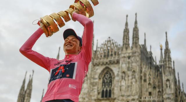 Calendario Giro d'Italia 2021: date, programma, tv, quando si svolge