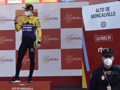 Vuelta a España 2020, le pagelle della tredicesima tappa: Roglic vince e riconquista la roja, ma Carapaz e Carthy si difendono in modo egregio