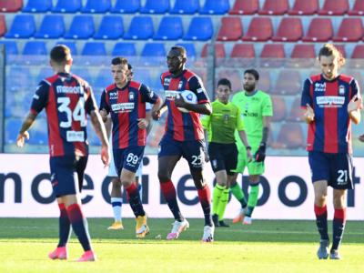 Crotone-Parma 2-1, Serie A: la doppietta di Messias trascina i calabresi