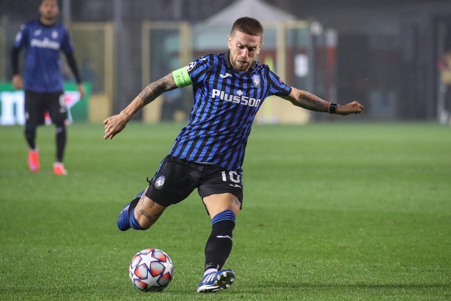 Atalanta Midtjylland 1 1: il gol di Romero salva la Dea