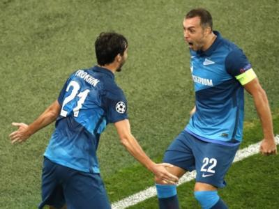 Calcio, Champions League 2020-2021: Zenit-Lazio 1-1. In gol Erokhin e Caicedo
