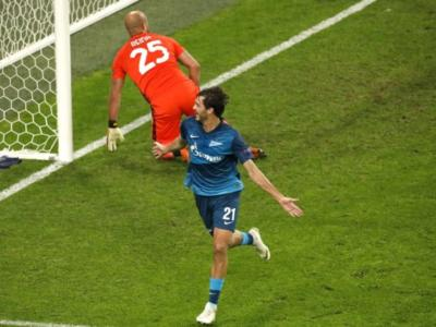 VIDEO Zenit-Lazio 1-1: highlights, gol e sintesi. Caicedo riprende Erokhin