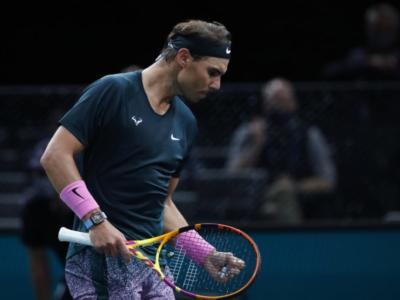 Masters 1000 Parigi-Bercy 2020: Nadal, Medvedev, Zverev e Raonic in semifinale. Eliminati Wawrinka e Schwartzman