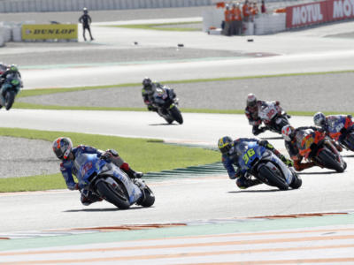 MotoGP, GP Europa 2020: i promossi e bocciati. Suzuki superiore alla concorrenza, Yamaha sprofonda a Valencia
