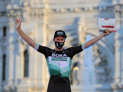 Ciclismo, Pascal Ackermann ha un grande obiettivo per il 2021: esordire e vincere una tappa al Tour de France