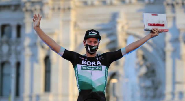 Vuelta a España 2020, le pagelle di oggi: emozionante vittoria per Pascal Ackermann al fotofinish. Si arrende Bennett
