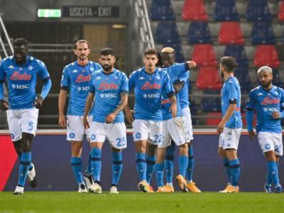 Napoli-Roma oggi: orario, tv, programma, probabili formazioni Serie A 2020-2021