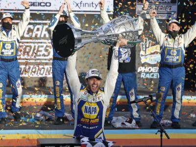 NASCAR, Chase Elliott parteciperà alla 24 Ore di Daytona 2021