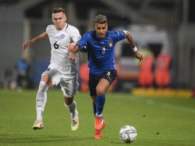 VIDEO Italia-Estonia 4-0, highlights, gol e sintesi: la doppietta di Grifo e il sigillo di Bernardeschi valgono la vittoria