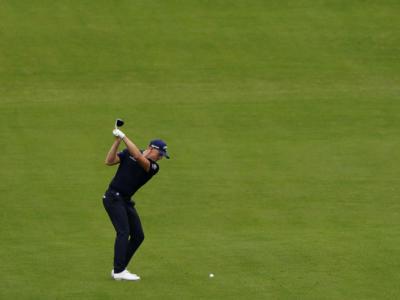 Golf, Matt Wallace e Camilo Villegas in testa all'RSM Classic 2020 dopo la prima giornata