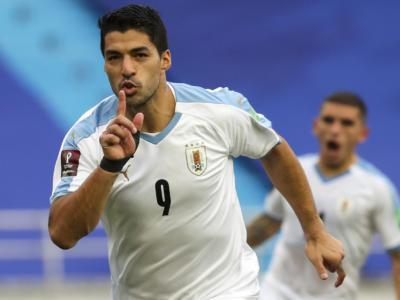 Calcio: Luis Suarez positivo al Covid-19, salterà la sfida con il Barcellona