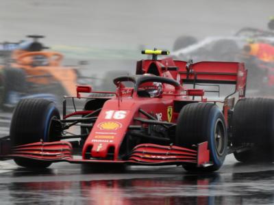 F1, GP Turchia 2020: la nuova griglia di partenza dopo la penalità di Sainz e Norris. Charles Leclerc sale al 12° posto