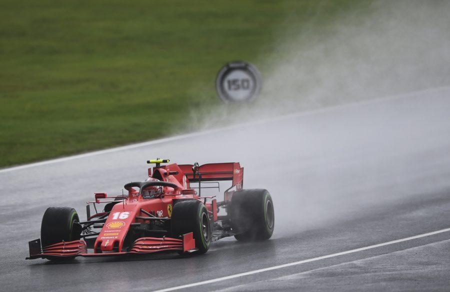 """F1, Charles Leclerc: """"Sono molto determinato in questo periodo"""""""