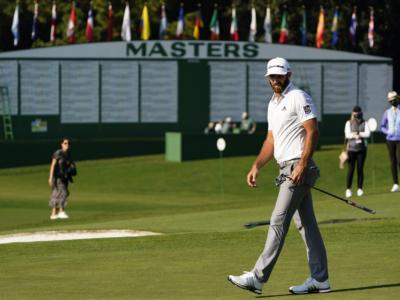 Golf, Masters 2020: Dustin Johnson fa il vuoto e ipotetica il secondo Major. Tiger Woods 20°