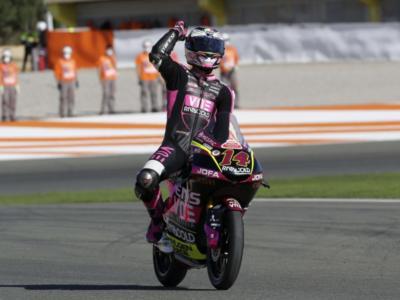 Moto3, GP Comunità Valenciana: gli highlights della gara