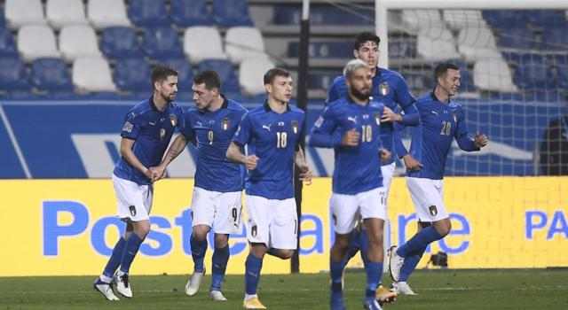 DIRETTA Bosnia-Italia 0-2, Nations League 2020-2021 LIVE: gli azzurri vincono il girone e si qualificano per le Final Four! Pagelle e highlights