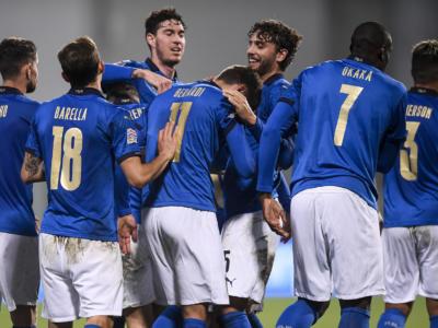 Pagelle Bosnia-Italia 0-2, voti Nations League 2020-2021: Berardi strepitoso, Locatelli decisivo