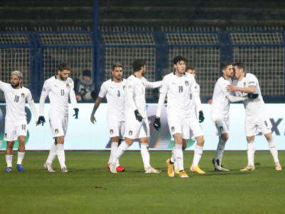 L'Italia batte la Bosnia Erzegovina 2-0 e si qualifica alla Final Four di Nations League. Decidono Belotti e Berardi