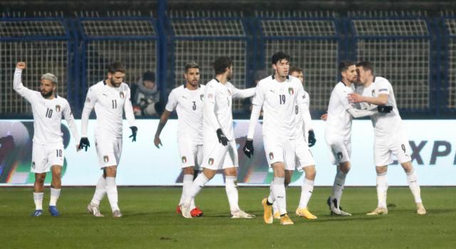 L'Italia batte la Bosnia Erzegovina 2-0 e si qualifica alla Final Four di Nations League. Decidono Belotti e Berardi