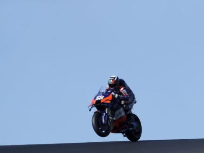 MotoGP, GP Portogallo 2020: Miguel Oliveira domina a Portimao, Morbidelli 3° e vice-campione. 6° Dovizioso, 12° Rossi
