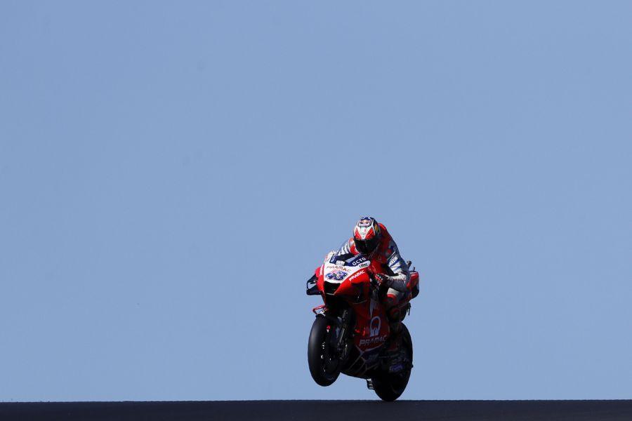 """MotoGP: Jack Miller: """"Conquistare il campionato costruttori per la Ducati è un onore per me"""""""