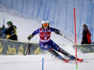 Sci alpino, startlist slalom donne Lenzerheide: orari, tv, programma, streaming, pettorali italiane