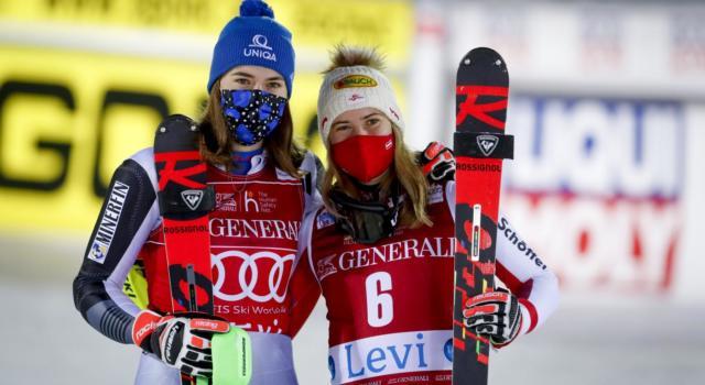 Sci alpino, startlist e pettorali di partenza Parallelo femminile Lech 2020. Programma, orari e tv