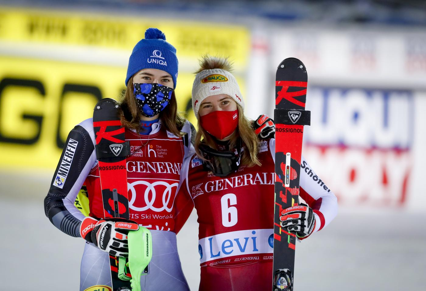 Sci alpino    startlist e pettorali di partenza Parallelo femminile Lech 2020  Programma    orari e tv