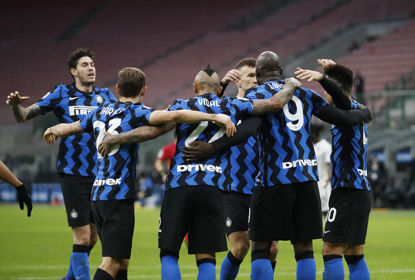 Monchengladbach Inter 2 3: l'Inter è viva e torna a sperare