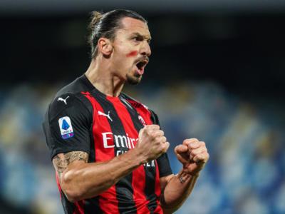 VIDEO Napoli-Milan 1-3, Highlights, gol e sintesi: doppietta di Ibrahimovic, rossoneri in testa alla Serie A
