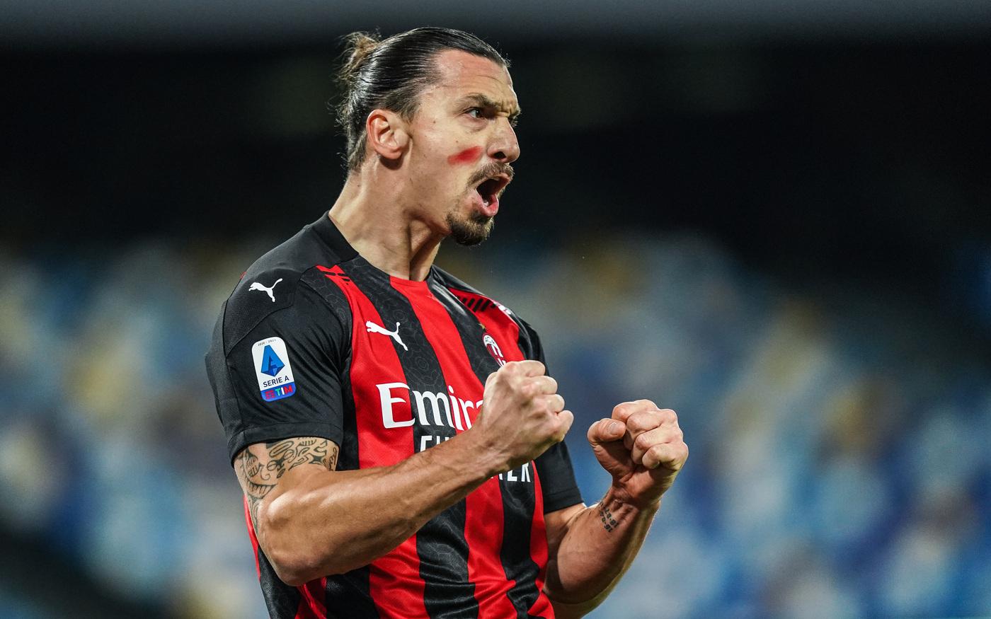 VIDEO Napoli-Milan 1-3    Highlights    gol e sintesi    doppietta di Ibrahimovic    rossoneri in testa alla Serie A
