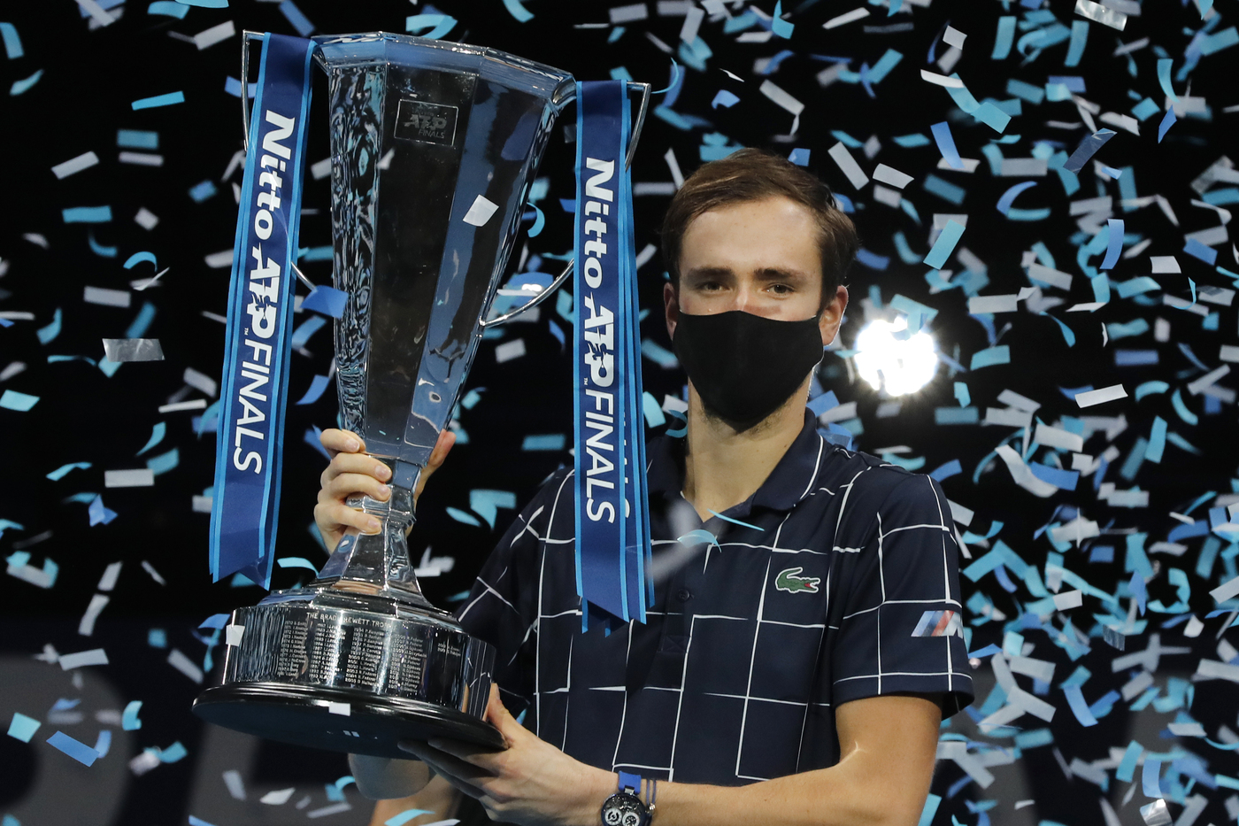 VIDEO Medvedev-Thiem 2-1 |  highlights Finale ATP Finals 2020 |  il russo vince in rimonta