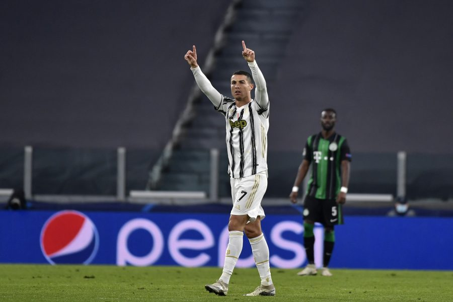 Calcio, Champions League 2020 2021: vittorie per Juventus e Lazio. Bianconeri agli ottavi, biancocelesti ad un passo