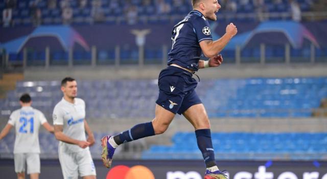 VIDEO Lazio-Zenit 3-1: highlights, gol e sintesi. I biancocelesti si avvicinano agli ottavi