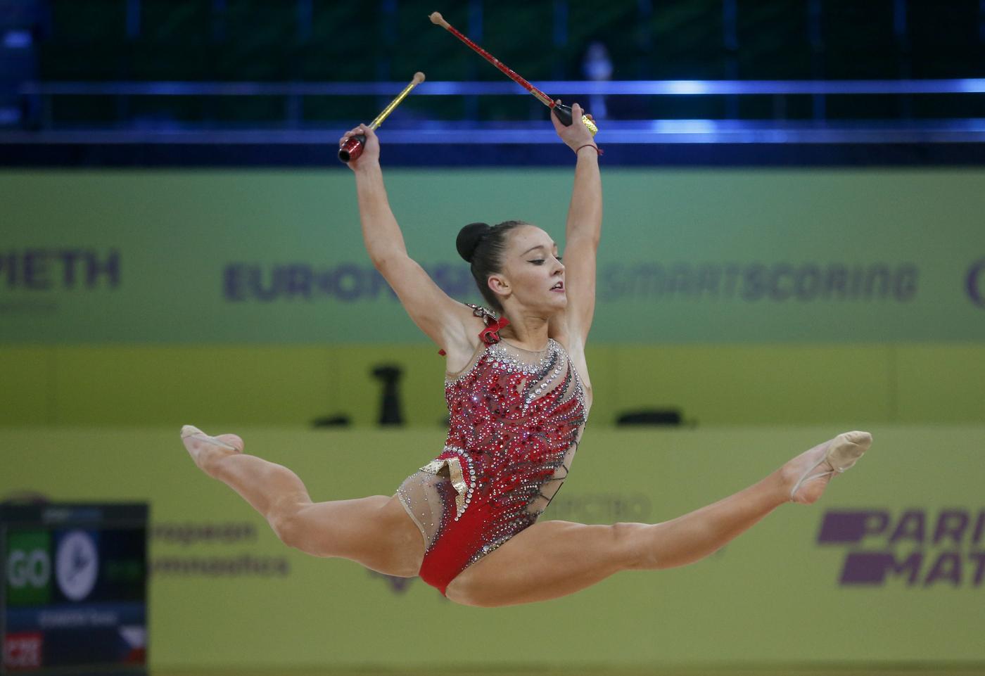 Ginnastica ritmica, Europei 2020: Ucraina e Turchia vincono le Finali di Specialità tra i gruppi. L'assenza delle big si sente