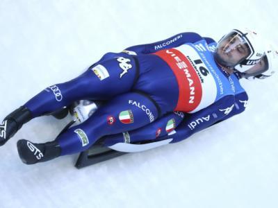 Slittino, Mondiali 2021: Dominik Fischnaller avanza come ultimo nella sprint. Fanno sognare Rieder/Kainzwaldner