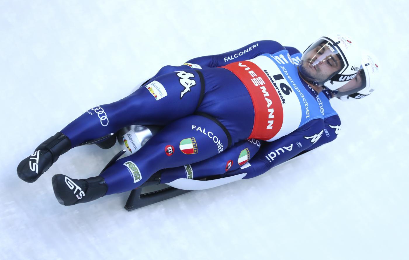 Slittino: nelle sprint di Igls vincono Sics/Sics e Geisenberger, quinta Rieder/Rastner