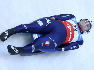 Slittino: ultima tappa di Coppa del Mondo a St.Moritz, l'Italia vuole riscattare le delusioni dei Mondiali