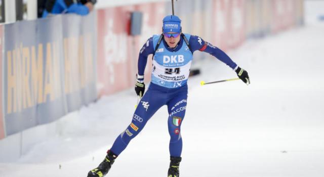 """Biathlon, Lukas Hofer: """"La mia condizione crescerà di gara in gara, ho lavorato bene al tiro durante l'estate"""""""