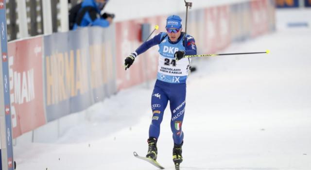 """Biathlon, Lukas Hofer: """"Ho forzato nella terza serie e sono stati errori pesanti, contento per essere sempre stato in lotta con i migliori"""""""