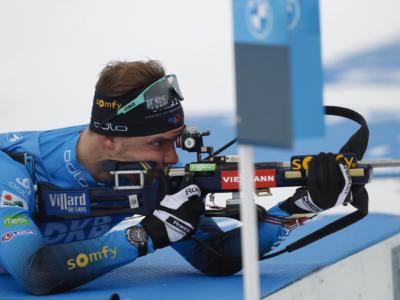 VIDEO Biathlon, Emilien Jacquelin fa 20/20 e trova ancora l'oro nella pursuit ai Mondiali
