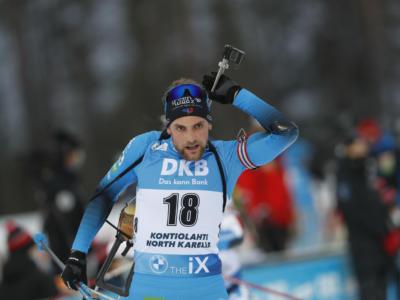 Biathlon, Simon Desthieux vince la sprint di Nove Mesto. Laegreid ancora davanti a Johannes Boe