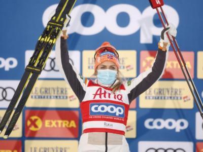 Classifica Coppa del Mondo femminile sci di fondo 2020-2021: Therese Johaug in testa dopo il weekend di Ruka