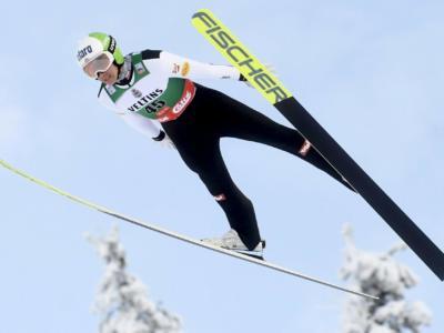 Combinata nordica, Coppa del Mondo Lahti 2021: Austria I in testa al termine della prova di salto. Italia I chiude al 9° posto
