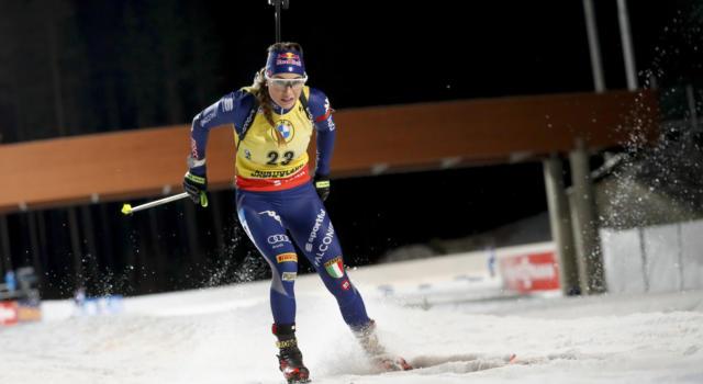 Biathlon, startlist sprint femminile Oberhof. Programma, orari, tv, pettorali Dorothea Wierer e Lisa Vittozzi