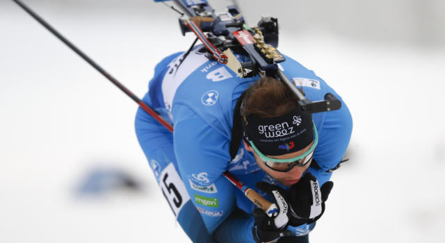 Biathlon, la Francia beffa la Norvegia nella staffetta maschile di Anterselva 2021, ottima quinta piazza per l'Italia