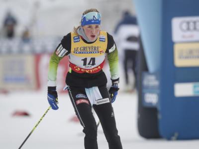 Sci di fondo, la Slovenia di Eva Urevc ed Anamarija Lampic vince la team sprint tl di Ulricehamn